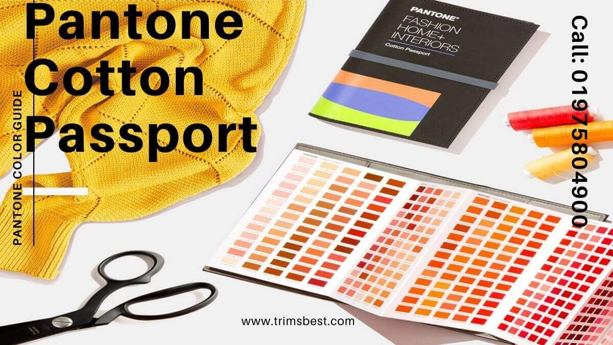 Pantone Cotton Passport Fashion Home Interiors Guide Bangladesh
