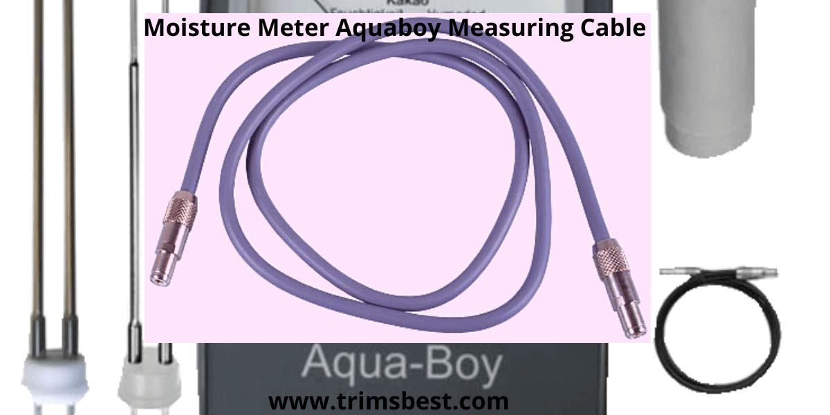 Moisture Meter Aquaboy Measuring Cable Bangladesh