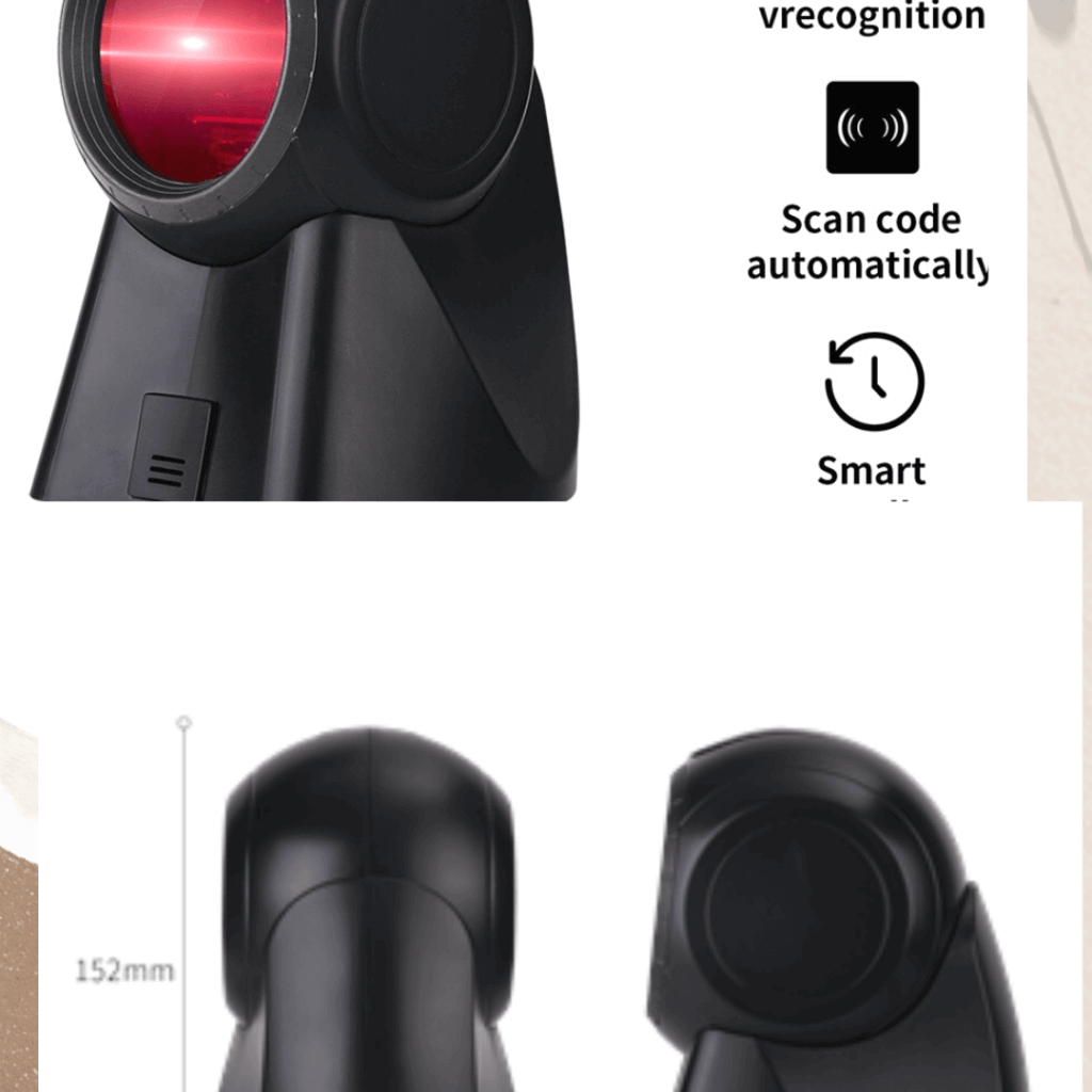 Deli Barcode Scanner. Best Trims